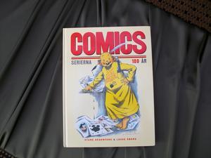 Comics serierna 100 år
