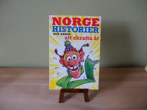 Norge Historier och annat att skratta åt