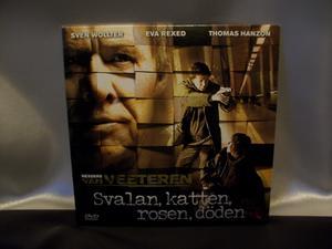 Van Veeteren/ Svalan, katten, rosen, döden