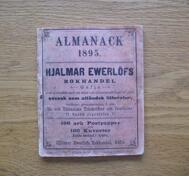 Almanack 1895
