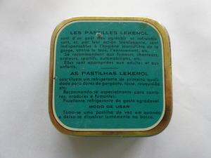 Lekerol Pastilles Pectorales