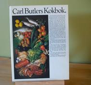 Carl Butlers Kokbok