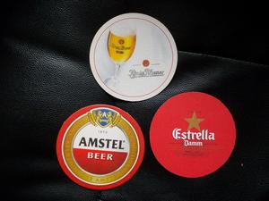Ölunderlägg Amstel