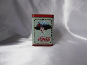 Äldre Coca Cola Plåtburk