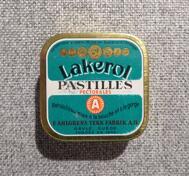 Lakerol Pastilles