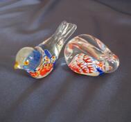 Serie glasfigurer