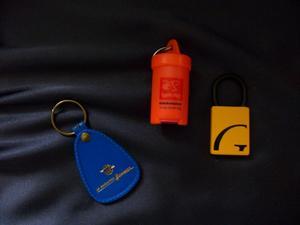 Orange Klockmäster