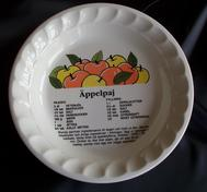 Pajform/Äppel